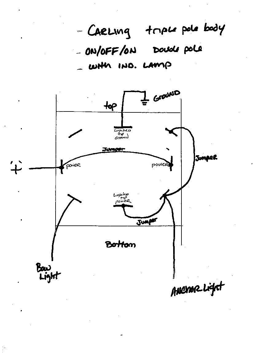from a schematic diagram wiring for switches carling rocker switches schematic diagram wiring hyundai accent 2011