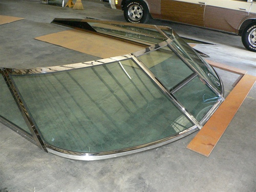 Bomar And Taylor Made Port Windows Windshields Etc