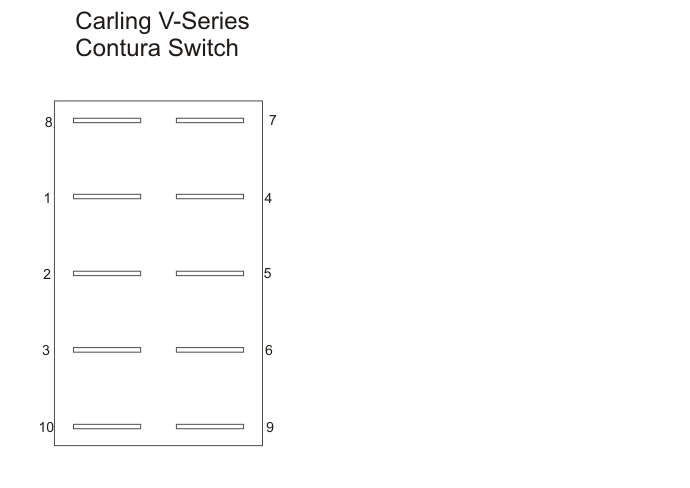 CARLING V series switch carling switch vadj wiring diagram,switch \u2022 indy500 co Basic Electrical Wiring Diagrams at mifinder.co