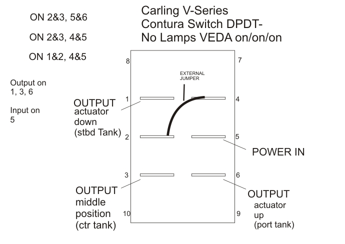 carling rocker switches transfer switch wiring diagram