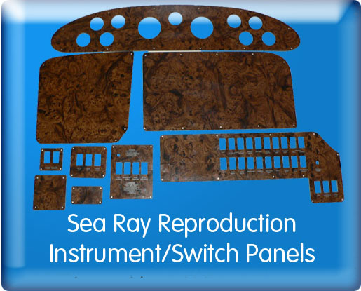 srpanels sea ray parts com your source for original equipment boat parts 2001 Sea Ray Sundancer 54-Foot at bayanpartner.co