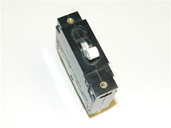 Carling Circuit Breaker TOGGLE WHITE rectangle cutout 80 Amp 1/4-20- CA1-B0-34-680-311-C