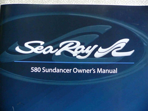 Searay 580 sundancer owners manual publicscrutiny Gallery