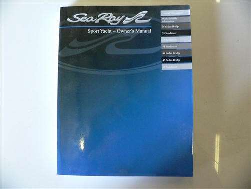Sea ray boat parts manuals and literature alternative views publicscrutiny Gallery