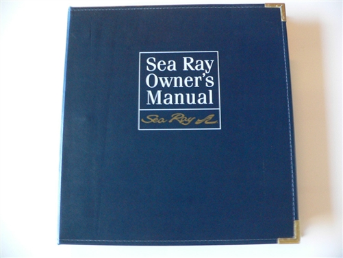 sea ray boat parts manuals and literature rh searay parts com sea ray owners manual 1998 210 br sea ray owners manual 2002 190 sundeck