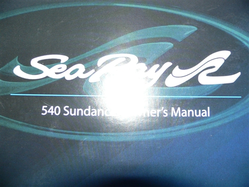 Sea ray boat parts manuals and literature our publicscrutiny Gallery